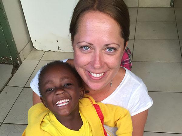 Praktikum im Genade Kinderbewaarhuis  – von Janine B. aus Österreich